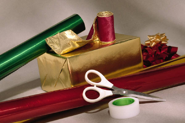 Image of Wrapping